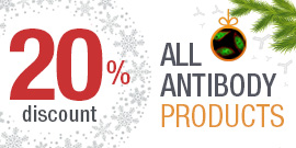 20% off All Antibody Products