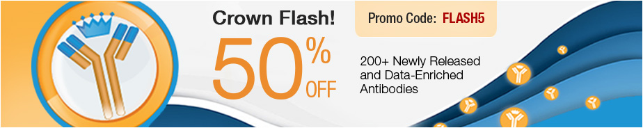 Crown Flash! 50% off