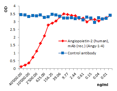 E - Functional Angiopoietin-2 (human) Antibody, mAb (recombinant) (blocking)(preservative free) ADP0005